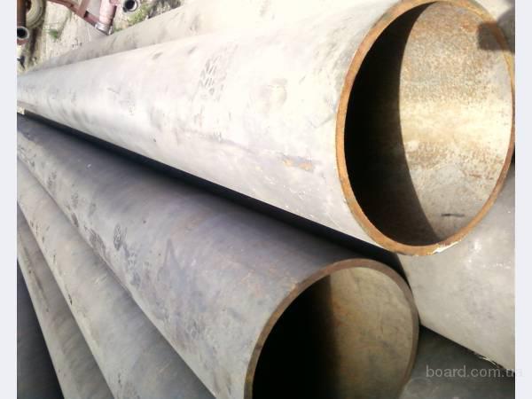 Трубы металические под газ