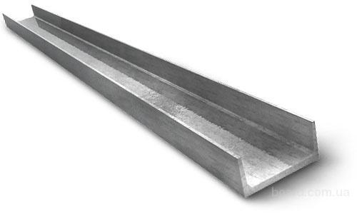 Гнутий швеллер сталевий, Гнутий швеллер сталевий 50х40х2,5; 50х50х2,5; 60х40х2; 60х60х4; 70х40х3; 80х25х4; 80х35х4
