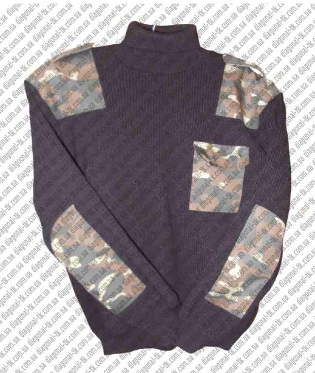 Джемпер форменный, полувер, шапка, кашне, свитер трикотажный