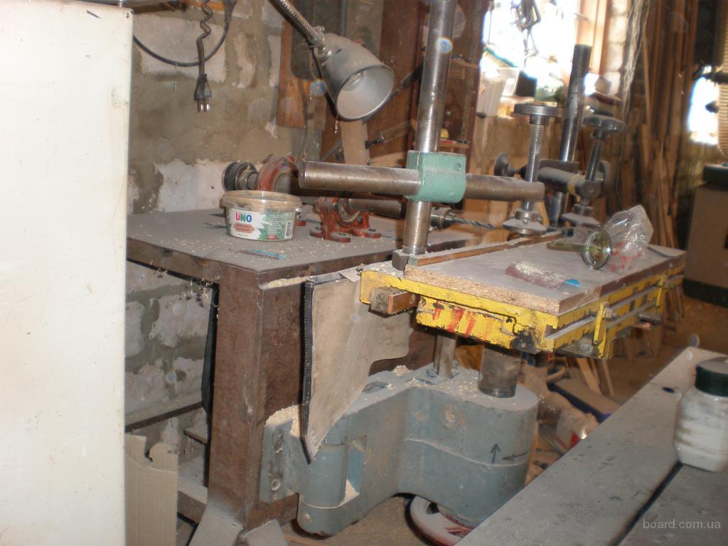 Продам деревообробне обладнання