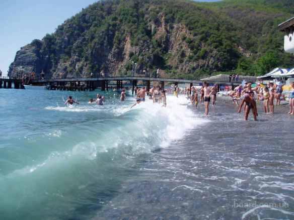 эконом туры на черное море