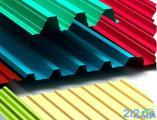 Профнастил от производителя В8,10,20, С44, Н58, гладкий лист. Оцинкованный и с полимерным покрытием