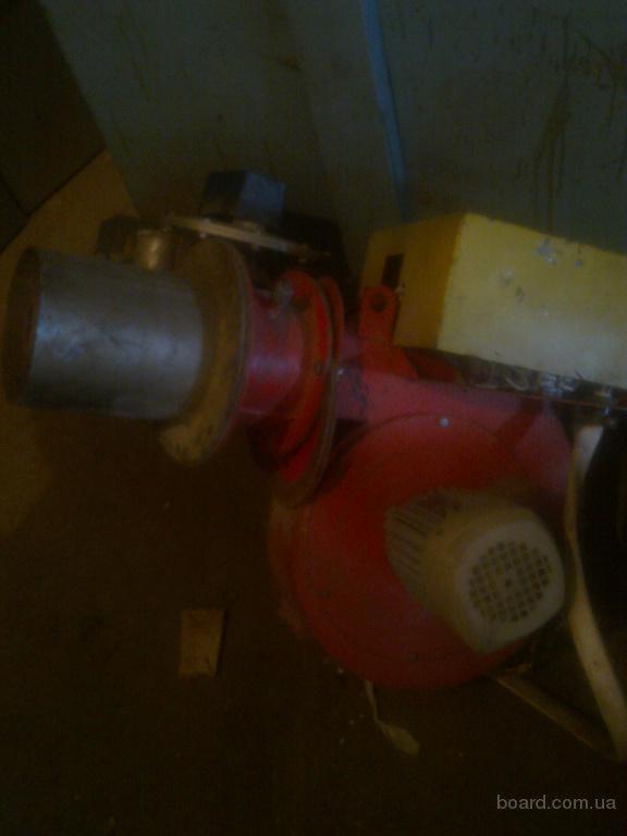 Продам горелки газовые и жидкотопливные ANYO