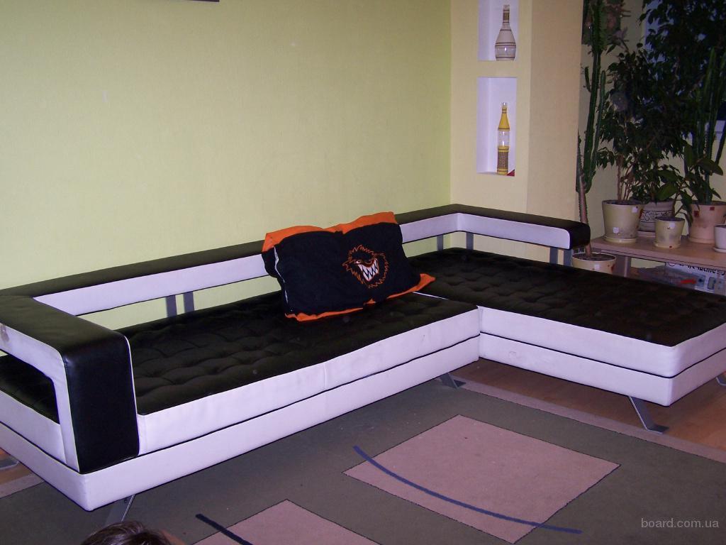 Продам мягкую мебель б/у диван