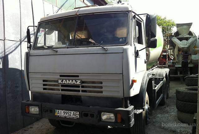 2006. КамАЗ 53229, 2006 года выпуска, тип кузова: бетономешалка(миксер), цвет кузова: асфальт, топливо: дизель...