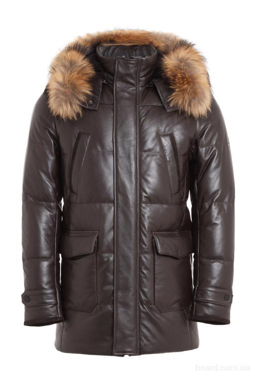 Купить Кожаную Куртку Мужскую Цена