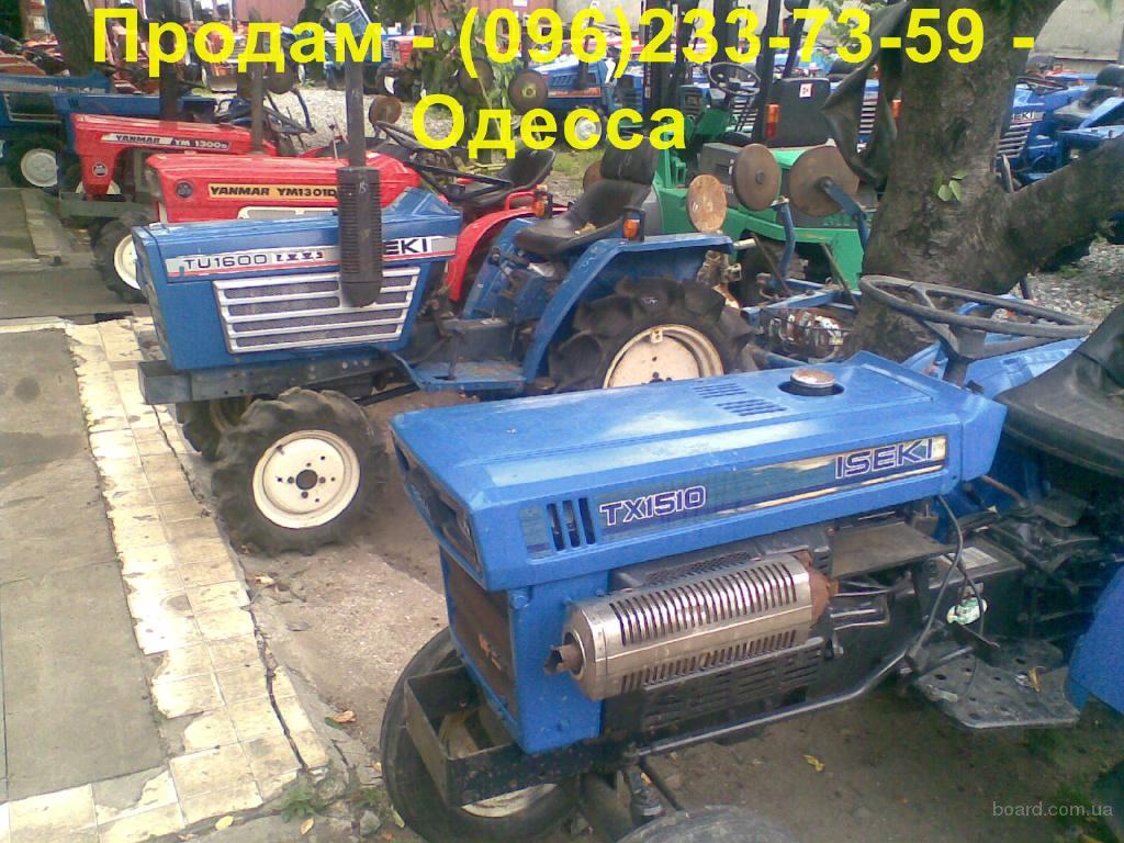 51 объявление - Продажа б/у мини тракторов с пробегом.