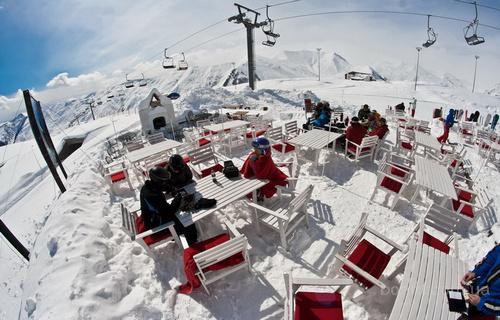 Тур на лучший горнолыжный курорт Грузии - Гудаури из Одессы (авиаперелет в стоимости!