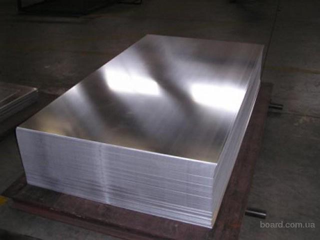 Лист алюминиевый АМГ5М, лист алюминиевый, лист мягкий алюминиевый, АМГ5М