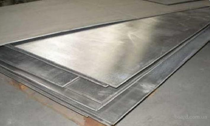 Лист алюминиевый Д16АТ, лист дюралевый