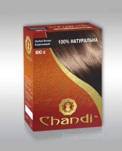 Натуральная краска для волос Chandi