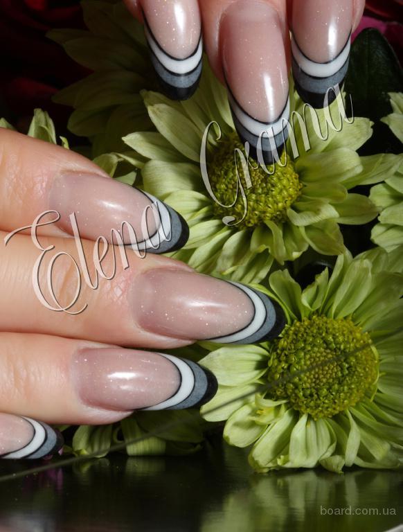 красивые ногти свои
