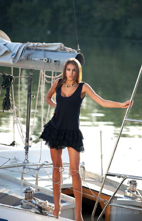Купить Пляжное Платье В Спб