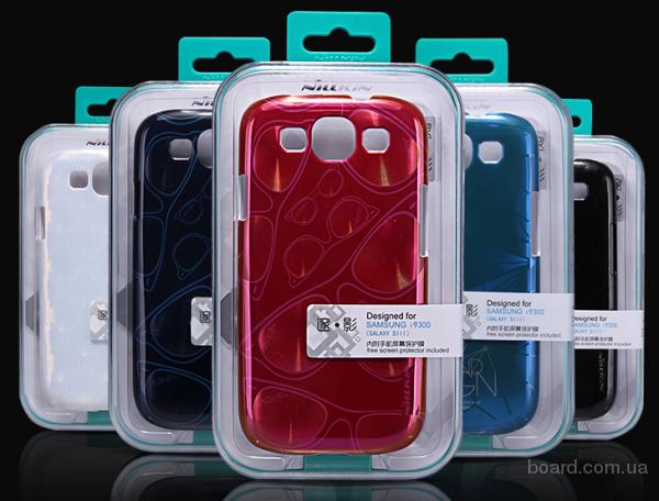 Чехол Nillkin 3D Series для Samsung i9300 Galaxy S3.  ВХОД.