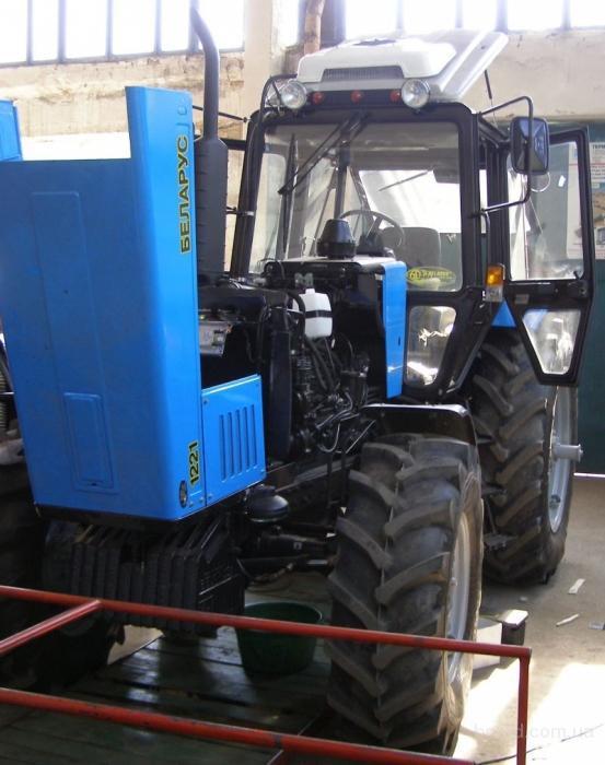 Установка кондиционера на трактор своими руками
