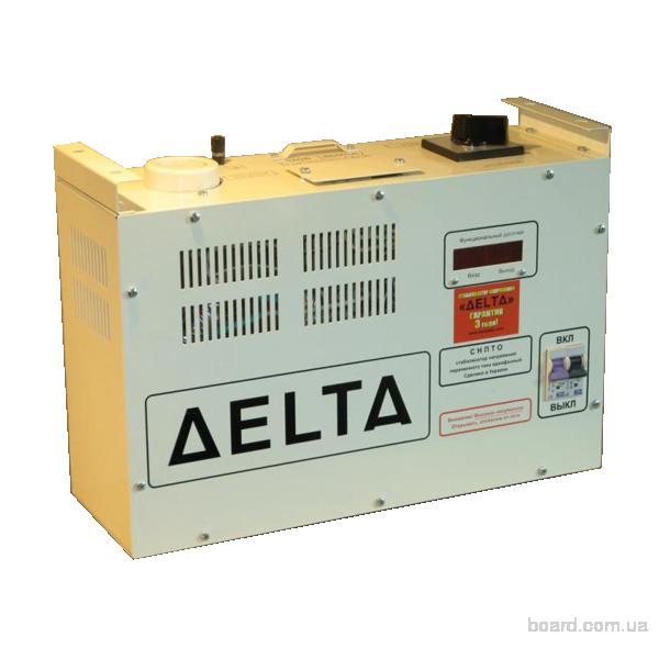 """Симисторный стабилизатор напряжения DELTA - 5,5 кВА.   """"Классический."""