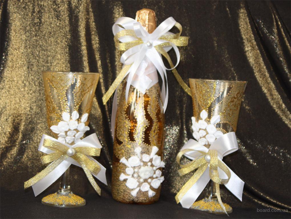 Эсклзивные свадебные наборы от мастера