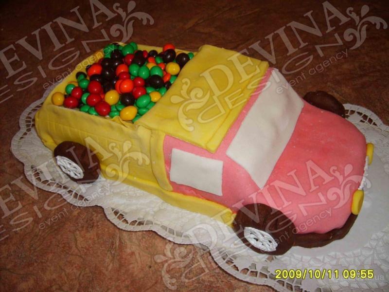 Как самой сделать торт ребенку - ПОРС Стройзащита