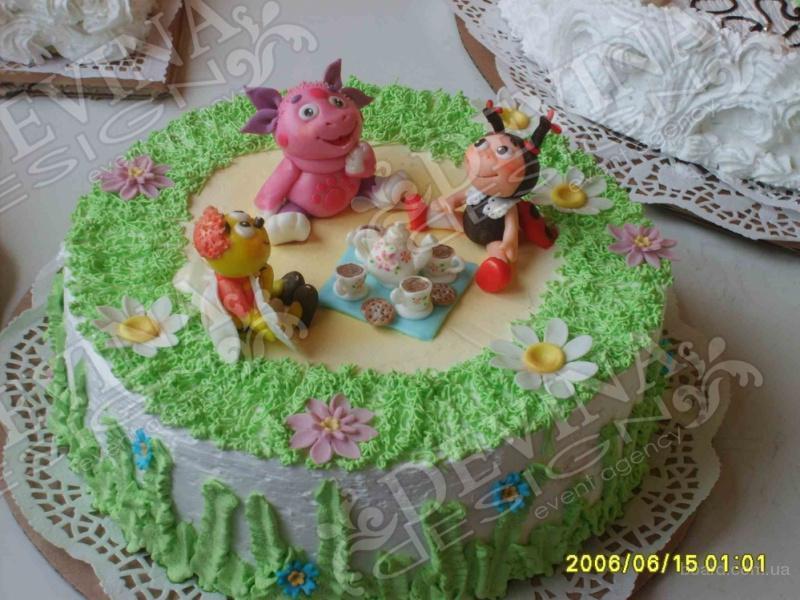 Торт на детский праздник с фото 69