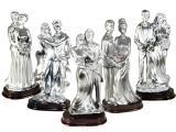 свадебные статуэтки на торт, статуэтка жених и невеста купить киев, подарок на свадьбу