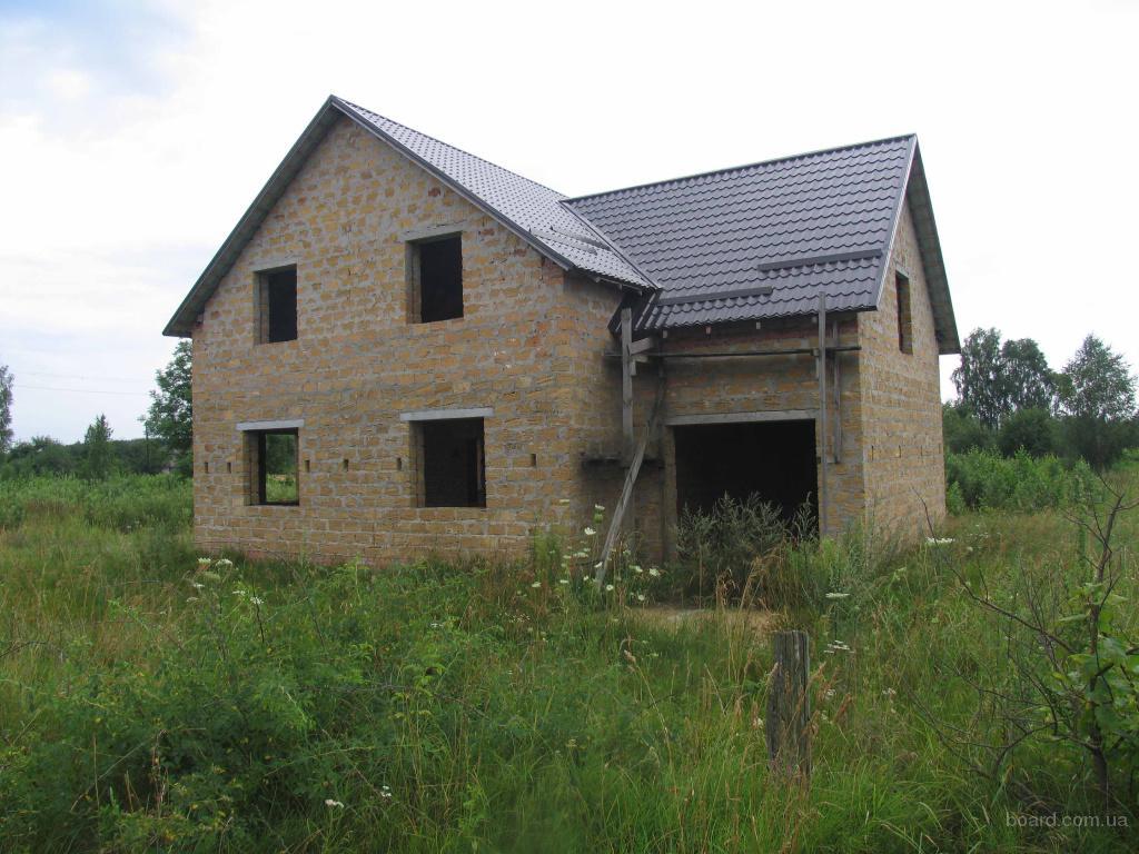 Дом из ракушняка своими руками фото