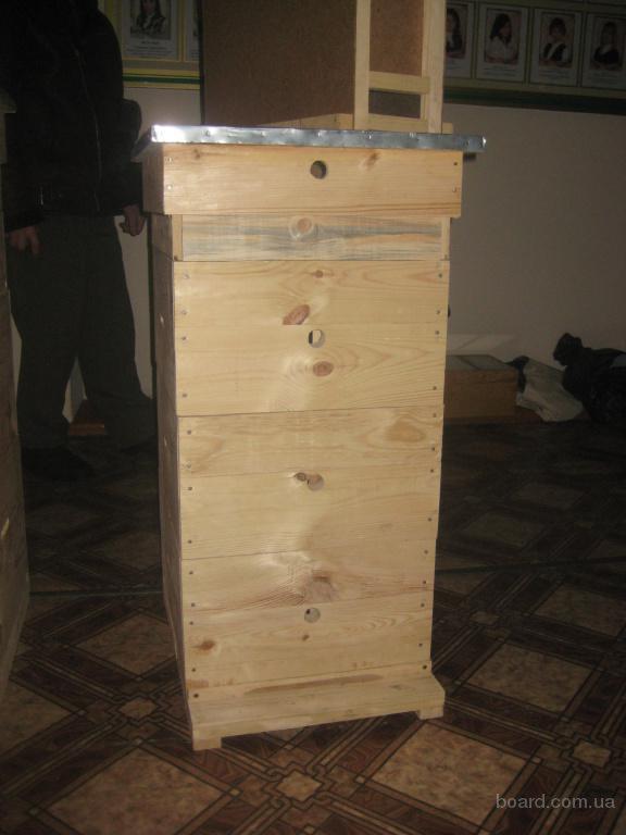 Ульи12 рамочные, ульи 16 рамочные, ящики для пчелопакетов - 2.
