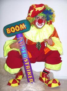 Клоуны на праздник!