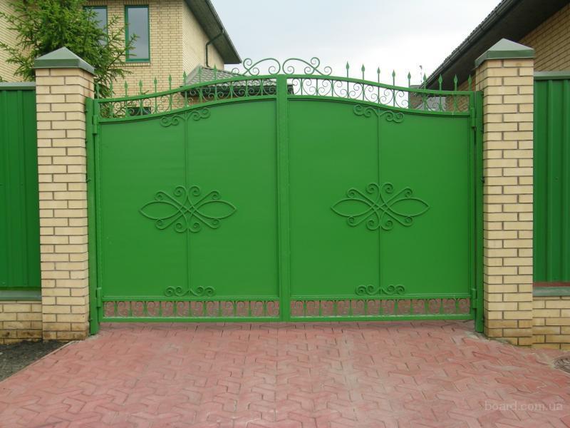 Ваш выбор - откатные ворота