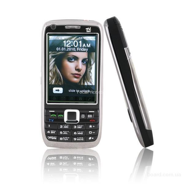 Nokia e71 tv java black китай копия новый 2 сим