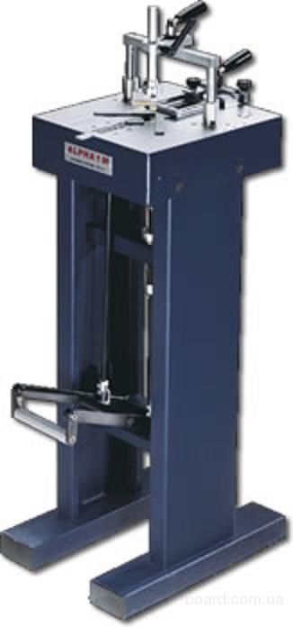 скобосшивочний станок для багета Alfamacchine 1M, гелютина, скоби для скобосшивочних станоков