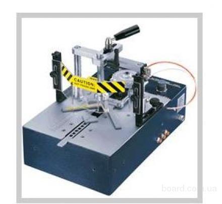 скобосшивочний станок для багета alfamacchine minigraf 3 пневматический