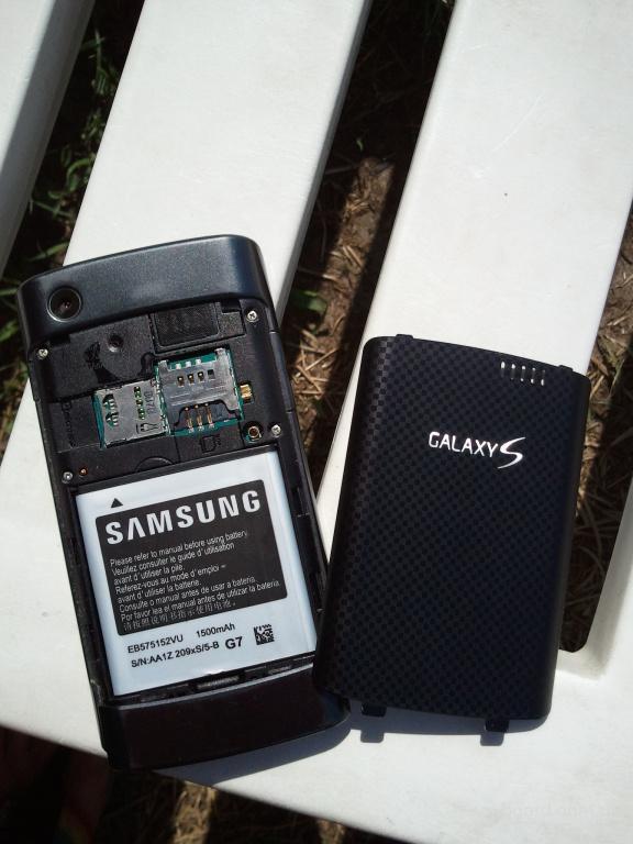 Улучшенная модель телефона samsung galaxy s