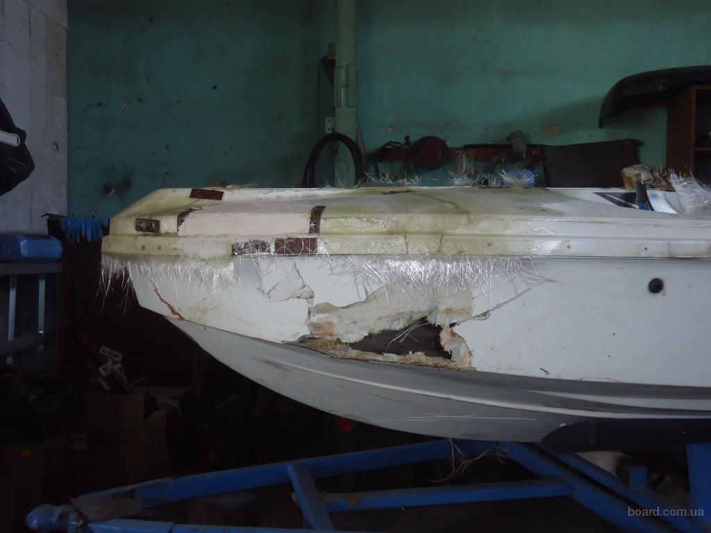 Ремонт лодки из стеклопластика своими руками 49