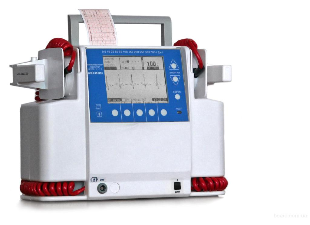 Дефибриллятор-монитор ДКИ-Н-10 АКСИОН-Х