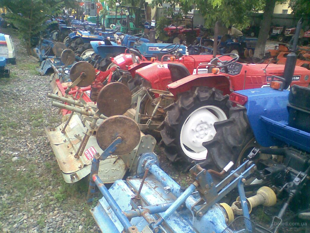 автобазар украины - Продажа 1997 г.в. Трактор садовые мини тракторы бу, Kubota, Iseki, Yanmar, M.