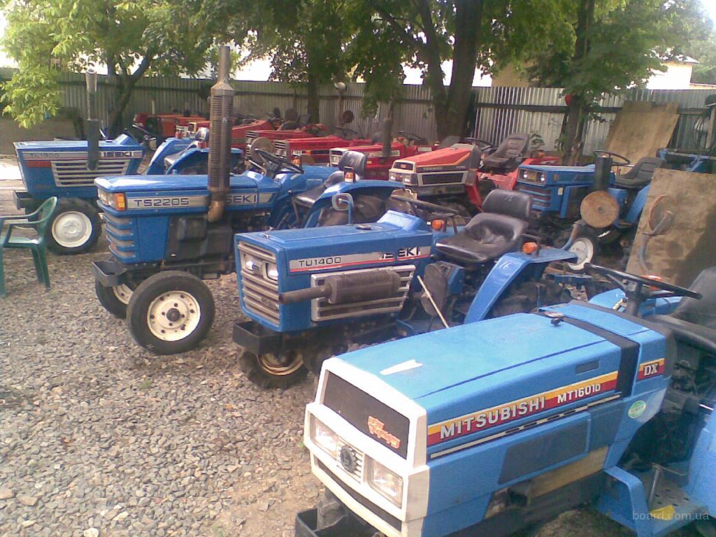 Трактора БУ и новые в городе Великом Новгороде