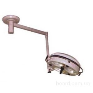 Светильник операционный бестеневой L 2000-3-II трехрефлекторный потолочный
