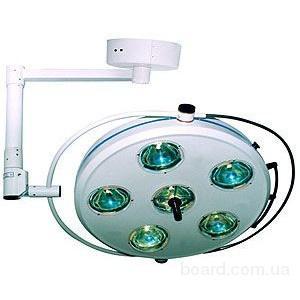Светильник бестеневой L2000 6-II- шестирефлекторный