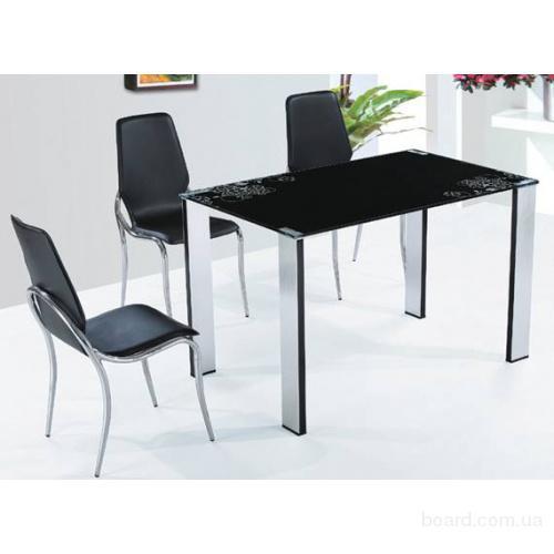 Столы обеденные TB014 Стеклянные столы