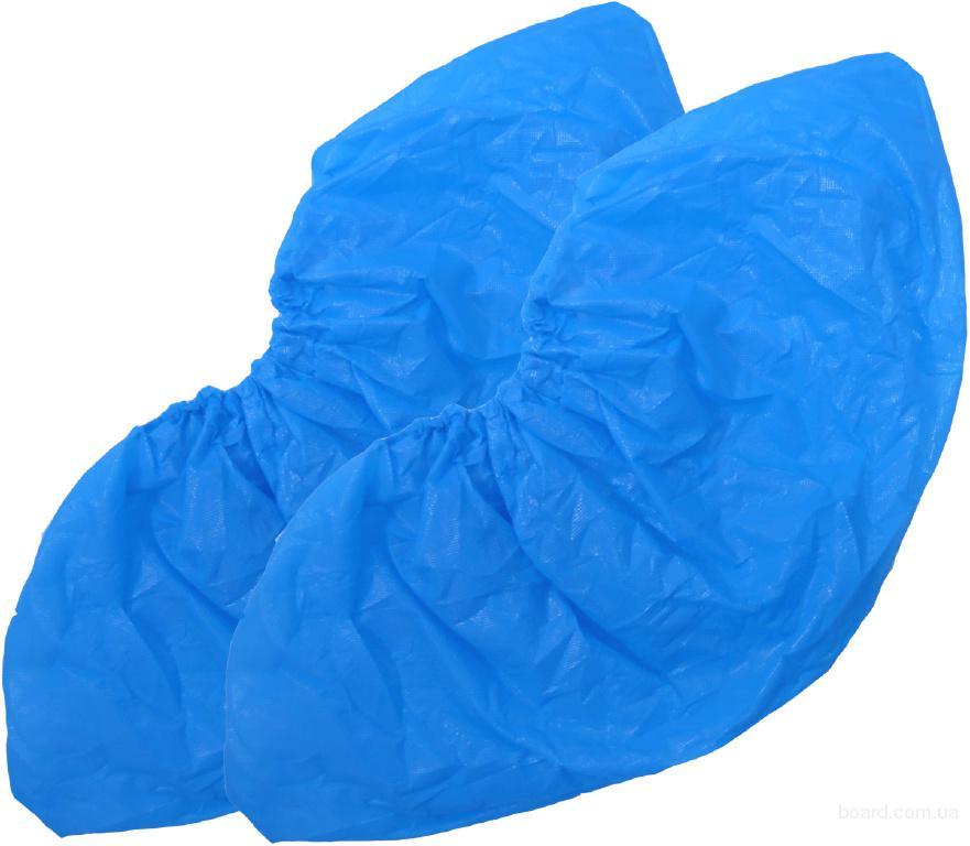 Перчатки упакованы в гигиенический диспенсер 2