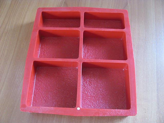 Силиконовые формы для плиты
