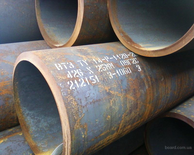 Трубы толстостенные ст.09Г2С