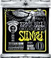 Струны Ernie ball 3121 Titanium Regular Slinky 10-46 Вся Украина