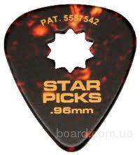 Медиатор Star Picks /Heavy /0.96mm Вся Украина