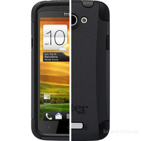 Чехол Otterbox Commuter для HTC One X   (2 цвета)