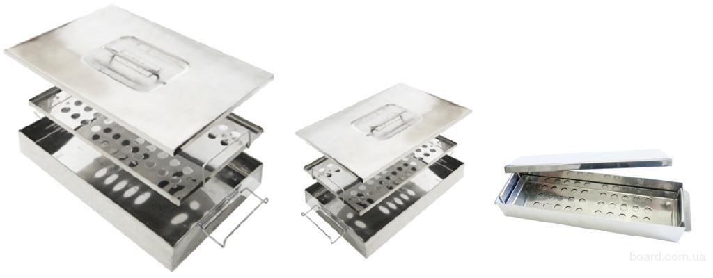 Камера жидкостной стерилизации медицинских инструментов