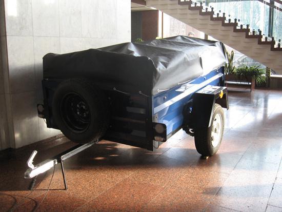 4. ТМ Креон осуществляет производство и продажу легковых прицепов для автомобилей.  Возможна оптовая и розничная...