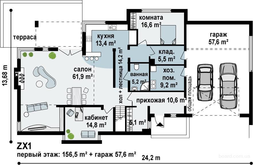 Современный дом продам