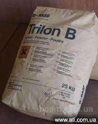 "Компания  ""Би-А-Хим "" предлагает: Trilon B Powder, Trilon A 92 R производства BASF SE (Германия) ."