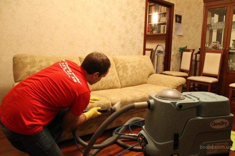 Профессиональная уборка квартир в Санкт-Петербурге